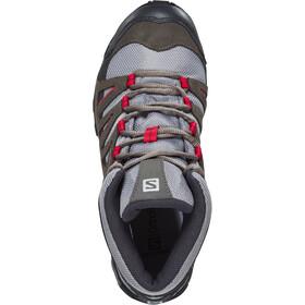 Salomon Ridgeback Mid GTX - Chaussures Femme - gris
